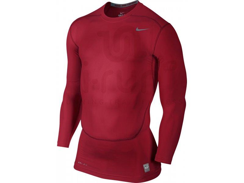 Nike Pro Combat Core Compression 2.0 M pas cher Vêtements homme running Compression en promo
