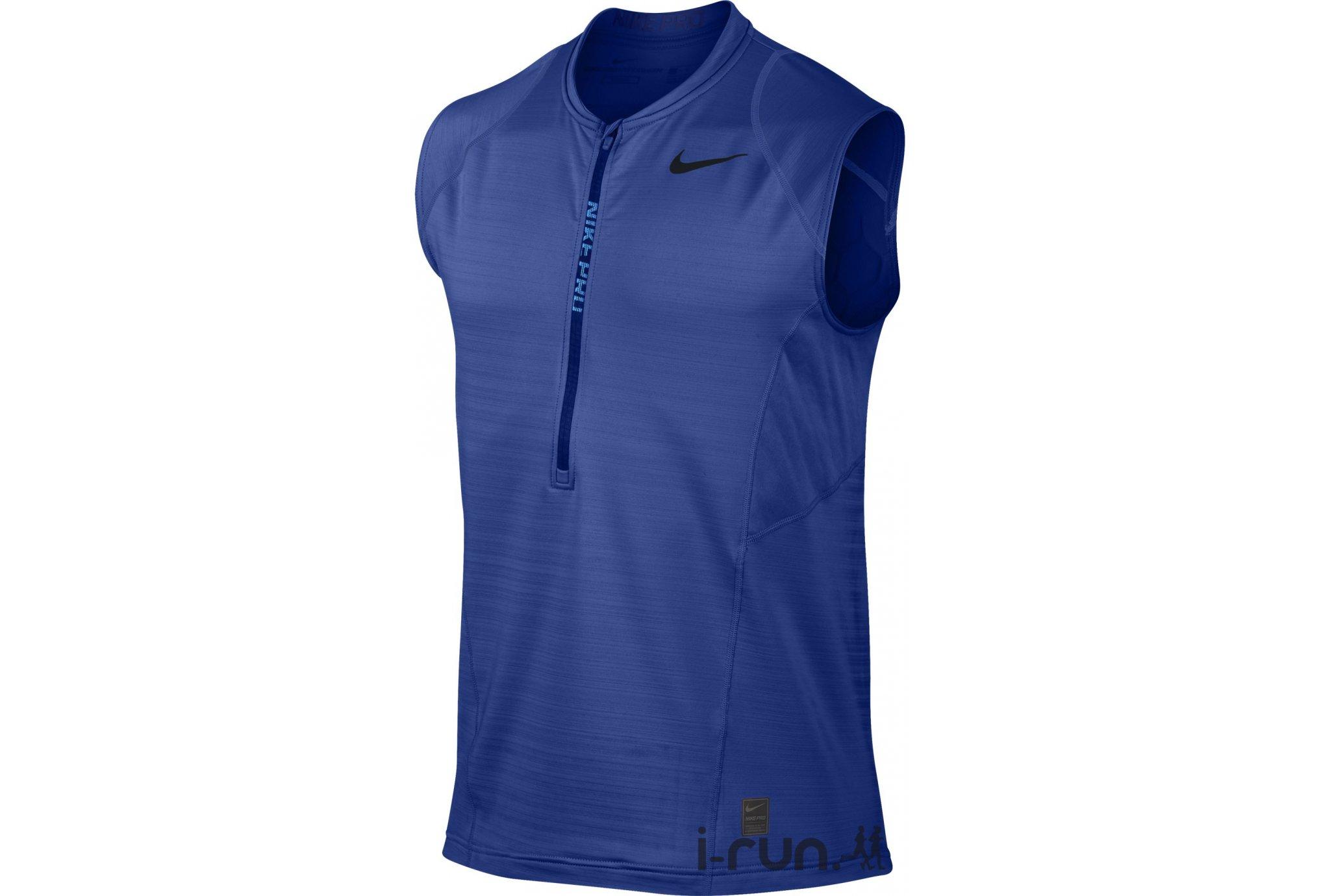 Trail Session - Nike Pro Débardeur Hyperwarm Top M vêtement running ... 8f4bd62c2564