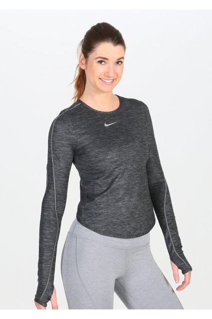Nike camiseta manga larga Runway Reflective