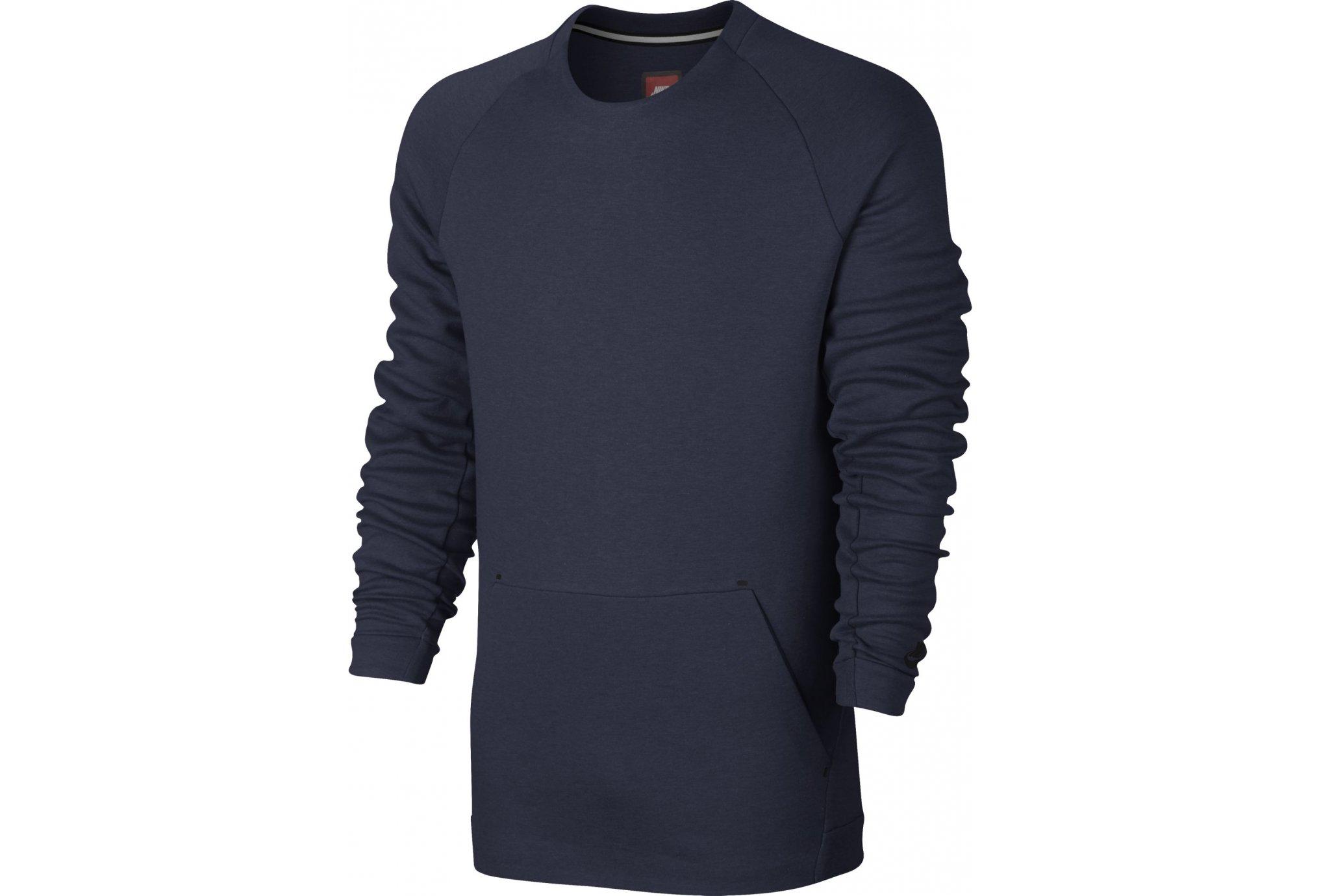 Nike Sportswear Tech Fleece Crew M vêtement running homme
