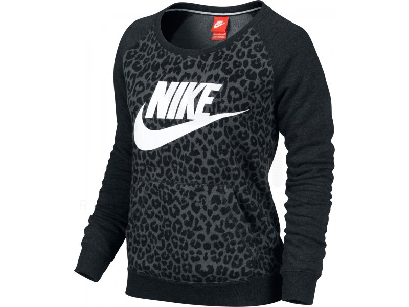 nike sweat rally w pas cher v tements femme running. Black Bedroom Furniture Sets. Home Design Ideas