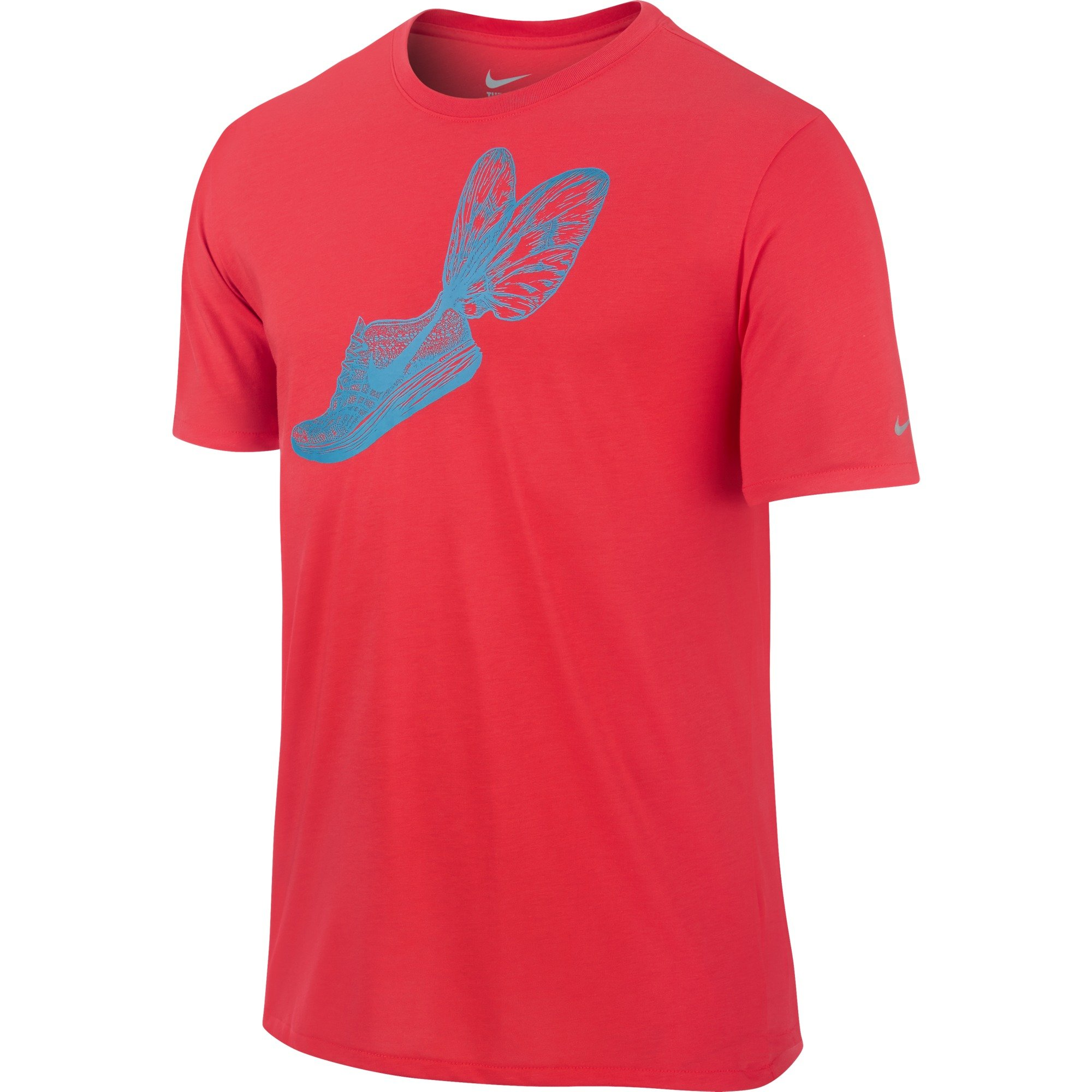 Les foulees de bonsecours running track for Nike flyknit t shirt