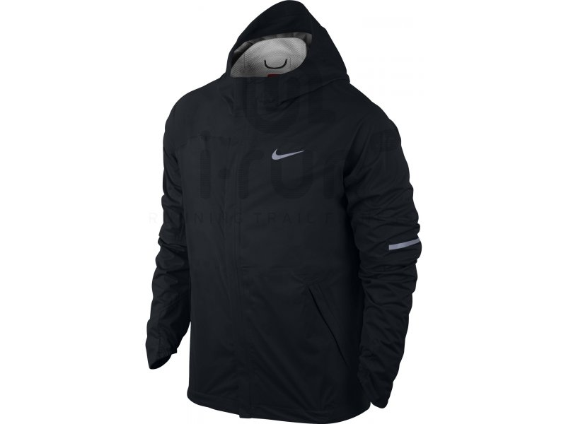 nike veste shieldrunner m pas cher v tements homme running vestes coupe vent en promo. Black Bedroom Furniture Sets. Home Design Ideas