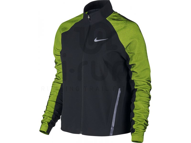 Nike collant legendary engineered swell noir gris femme for Personnaliser sa veste de cuisine