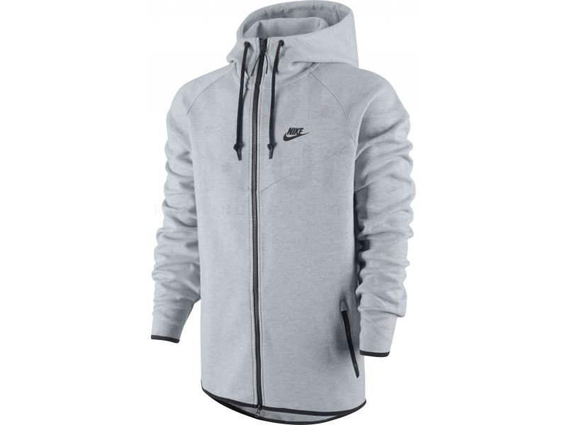 nike veste tech fleece windrunner m pas cher v tements homme running vestes coupe vent en promo. Black Bedroom Furniture Sets. Home Design Ideas