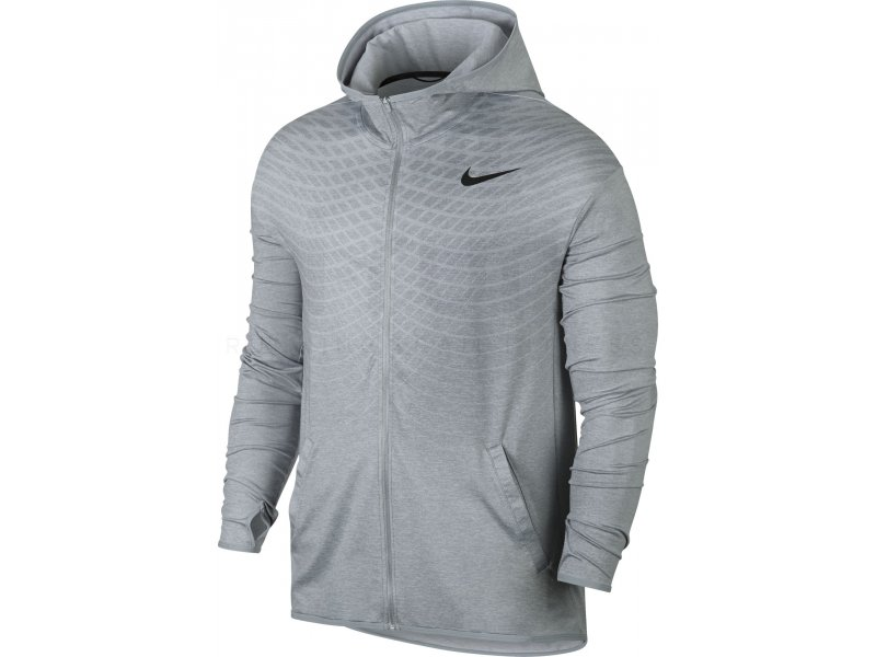 nike veste ultimate dry m pas cher v tements homme running training en promo. Black Bedroom Furniture Sets. Home Design Ideas