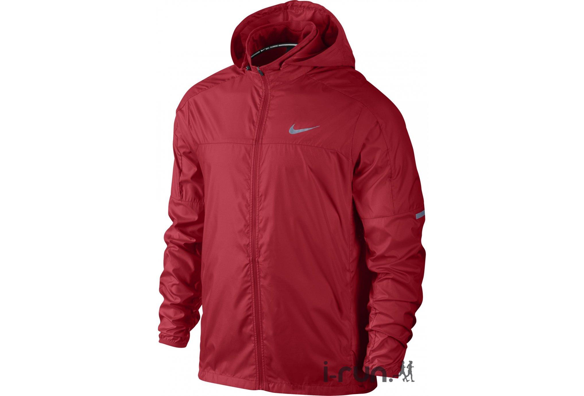 Nike Veste Vapor M homme Rouge pas cher