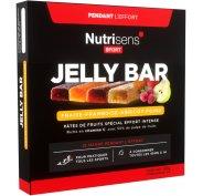 Nutrisens Sport Jelly Bar - Panaché