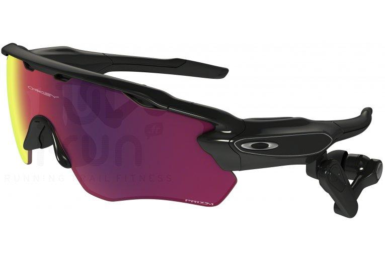 cristales gafas oakley radar