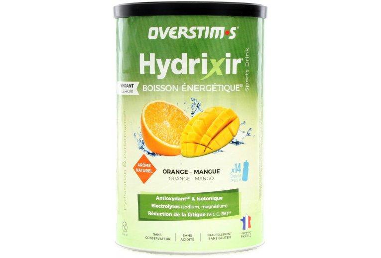 OVERSTIMS Hydrixir 600 g - Orange/mangue