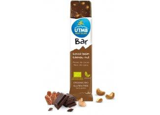 OVERSTIMS UTMB Bar Bio- F�ves de cacao/Noix de cajou