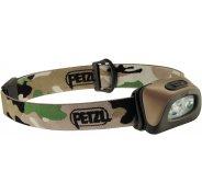 Petzl Lampe Frontale Tactikka + RGB - 250 lumens