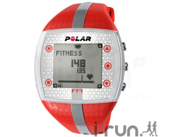 Polar FT7 Women RED/SIL