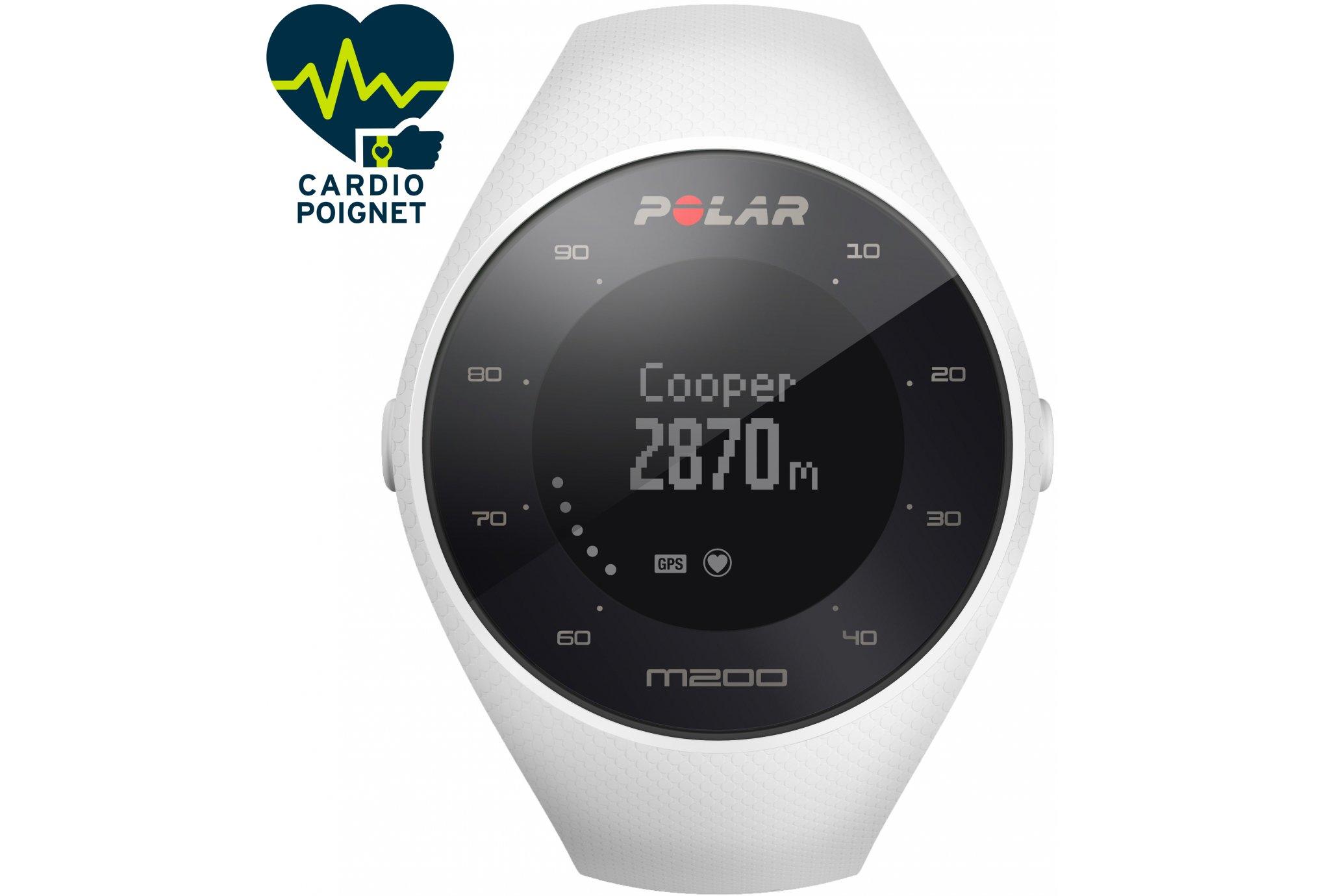 Polar M200 Cardio-Gps