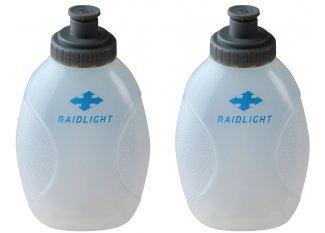 Raidlight Pack de 2 bidones 300 ml