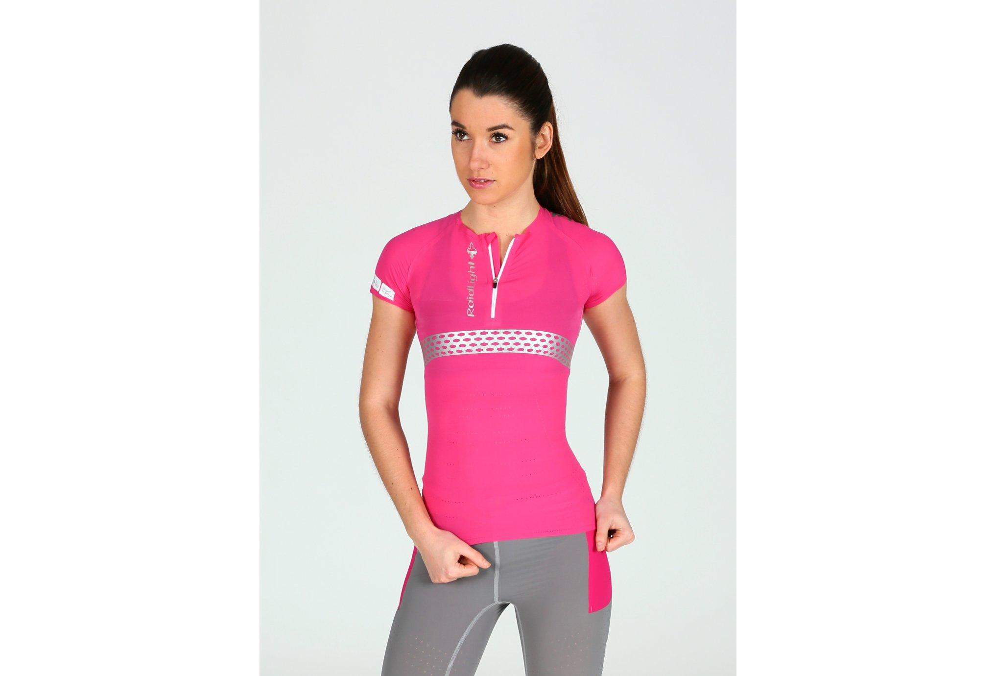 Raidlight Maillot LazerUltra W vêtement running femme
