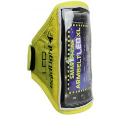 Raidlight Smartphone Arm Belt Led