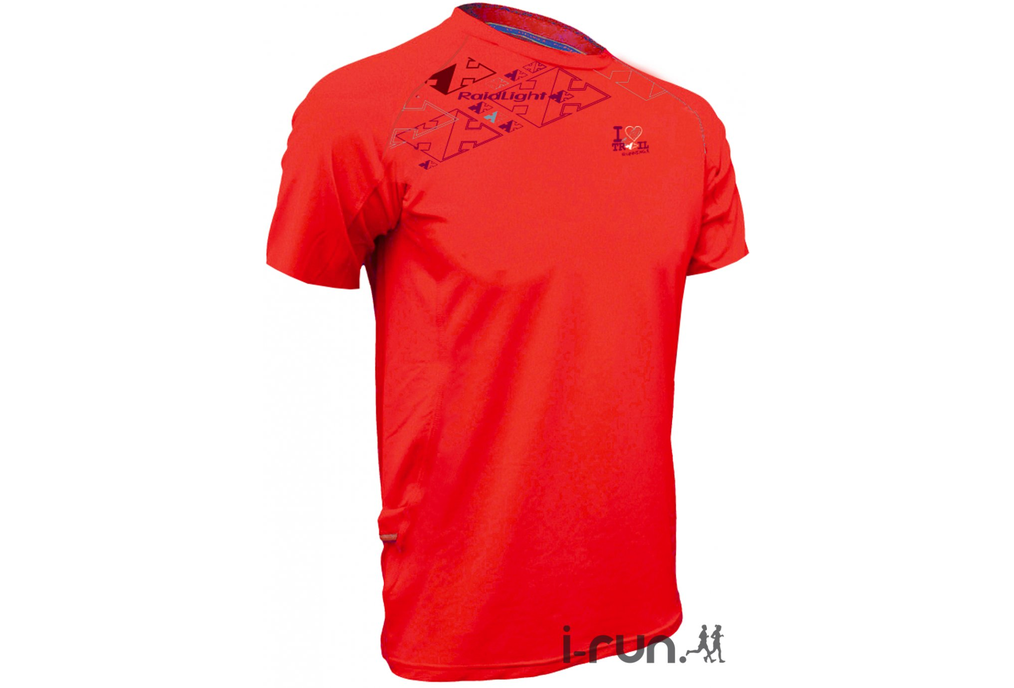 Raidlight Tee-Shirt Technical M vêtement running homme