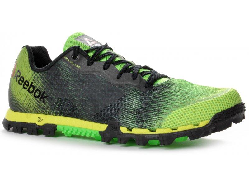 Reebok All Terrain Super 2.0 M pas cher Chaussures homme running Trail en promo