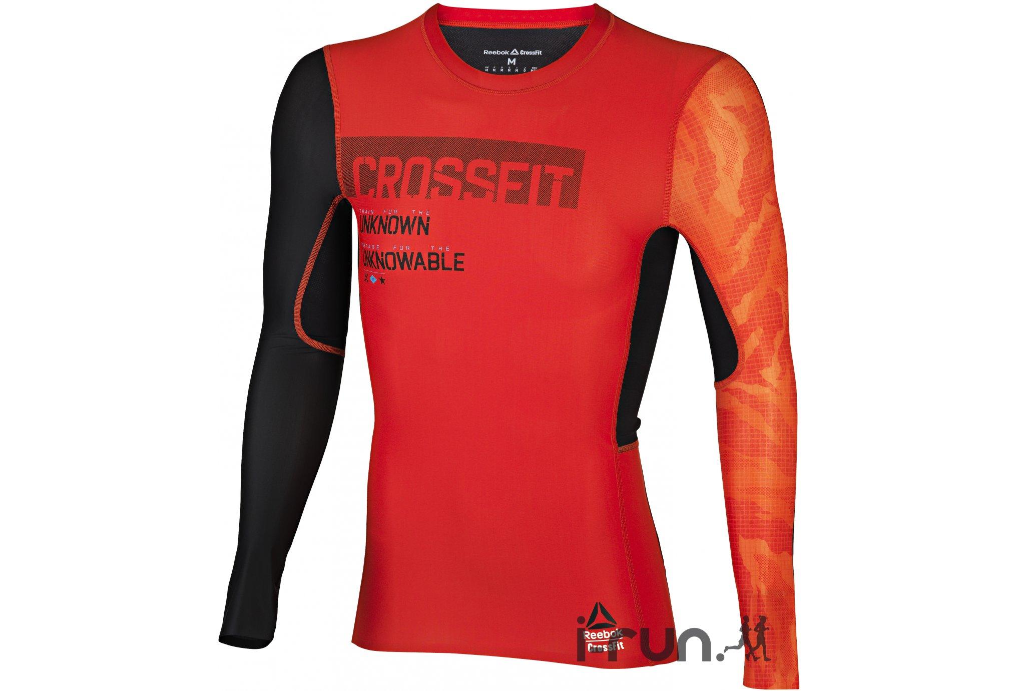 trail session reebok compression crossfit m v tement running homme. Black Bedroom Furniture Sets. Home Design Ideas