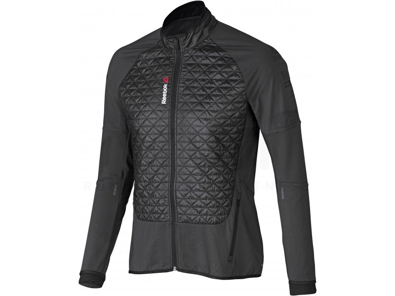 reebok one series primaloft insulated m pas cher v tements homme running vestes coupe vent. Black Bedroom Furniture Sets. Home Design Ideas