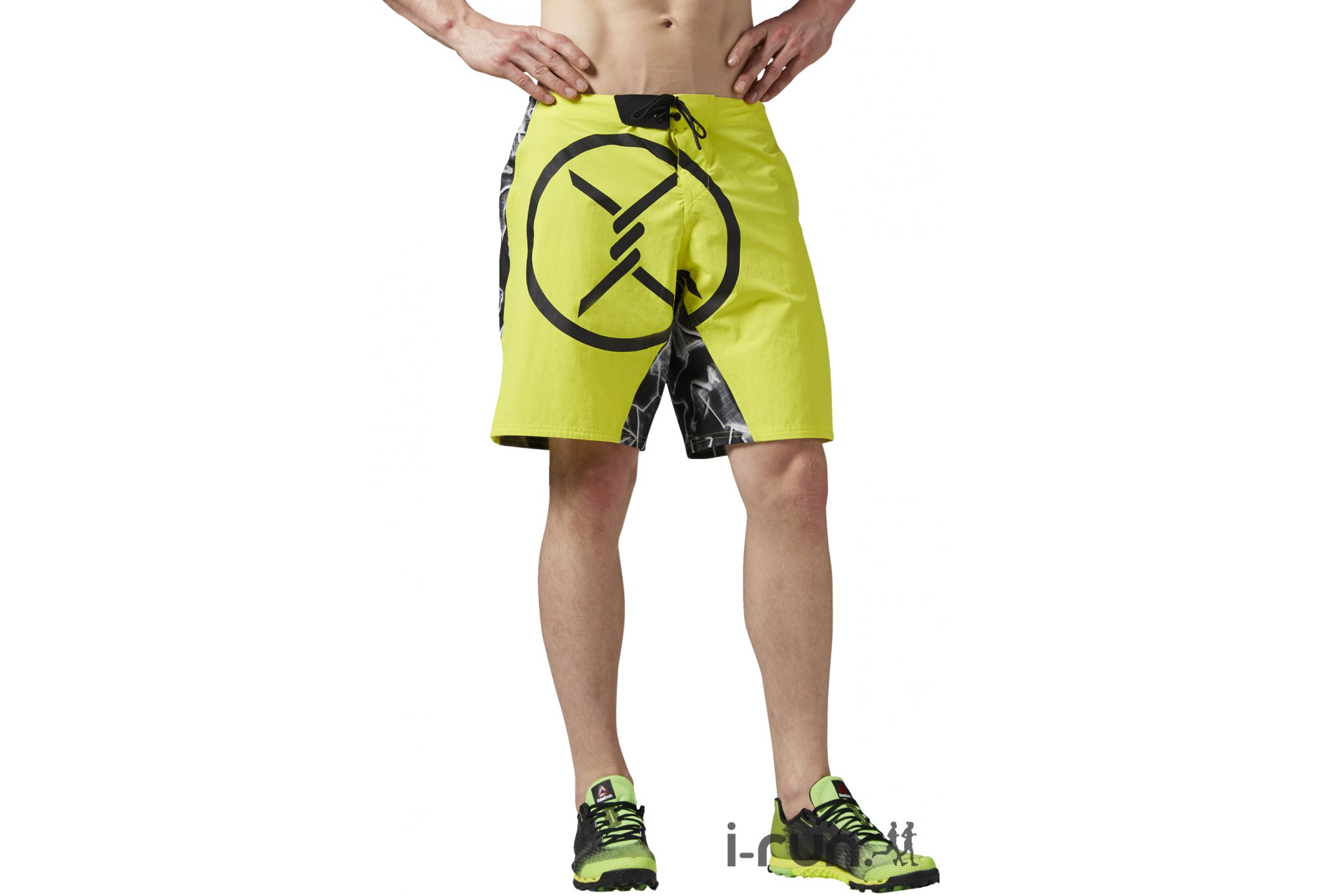 Reebok Short Spartan M vêtement running homme