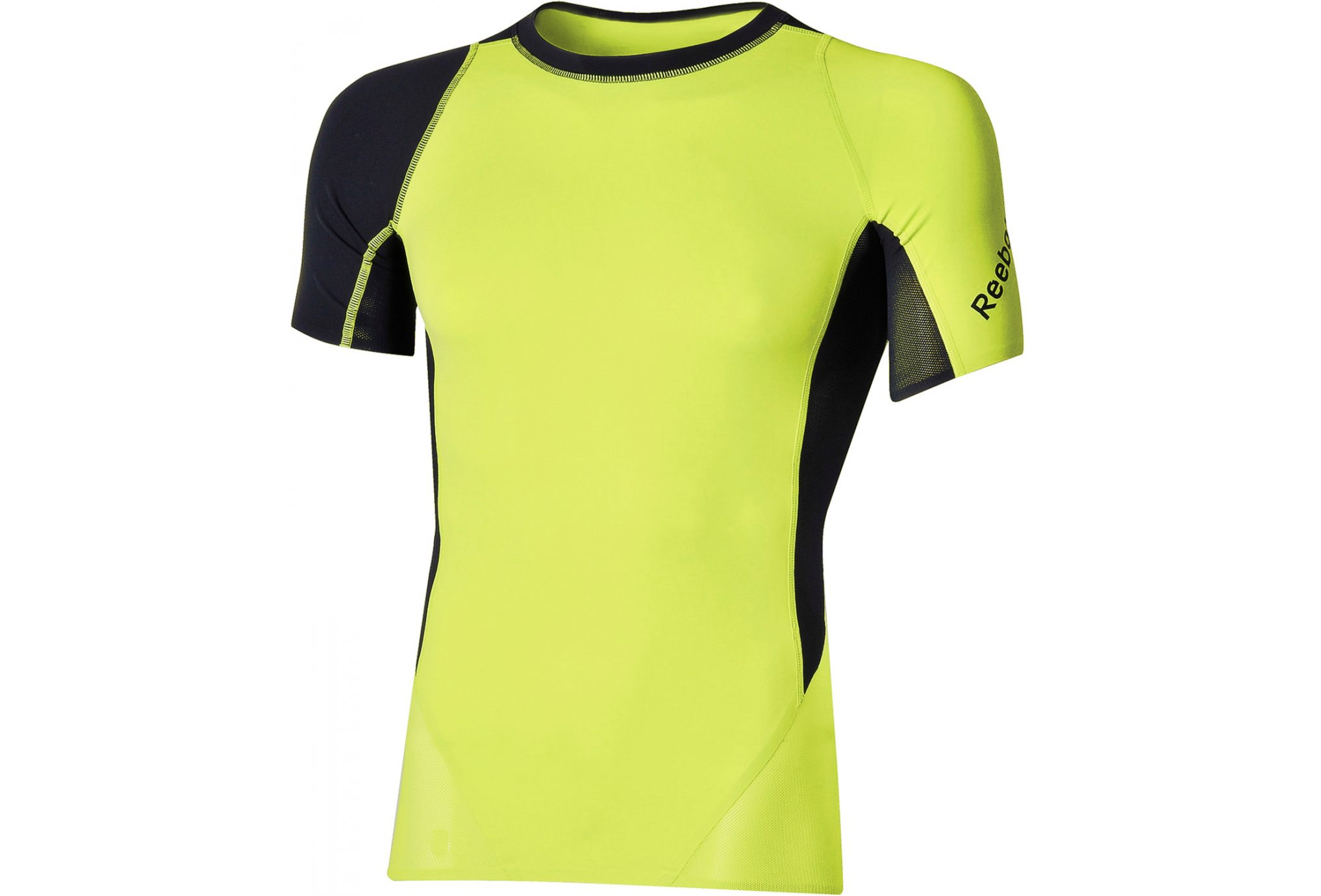 Reebok Tee-Shirt Compression CrossFit M Diététique Vêtements homme