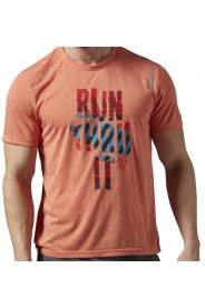 Reebok Tee-shirt Running Essentials M
