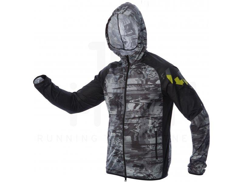 reebok veste one series lightweight m pas cher v tements homme running vestes coupe vent en. Black Bedroom Furniture Sets. Home Design Ideas