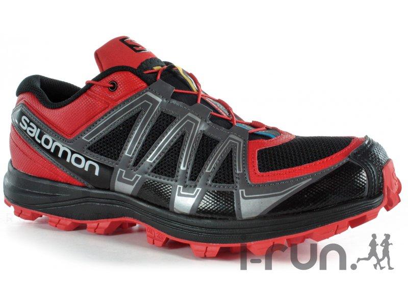 salomon fellraiser m pas cher chaussures homme running trail en promo. Black Bedroom Furniture Sets. Home Design Ideas