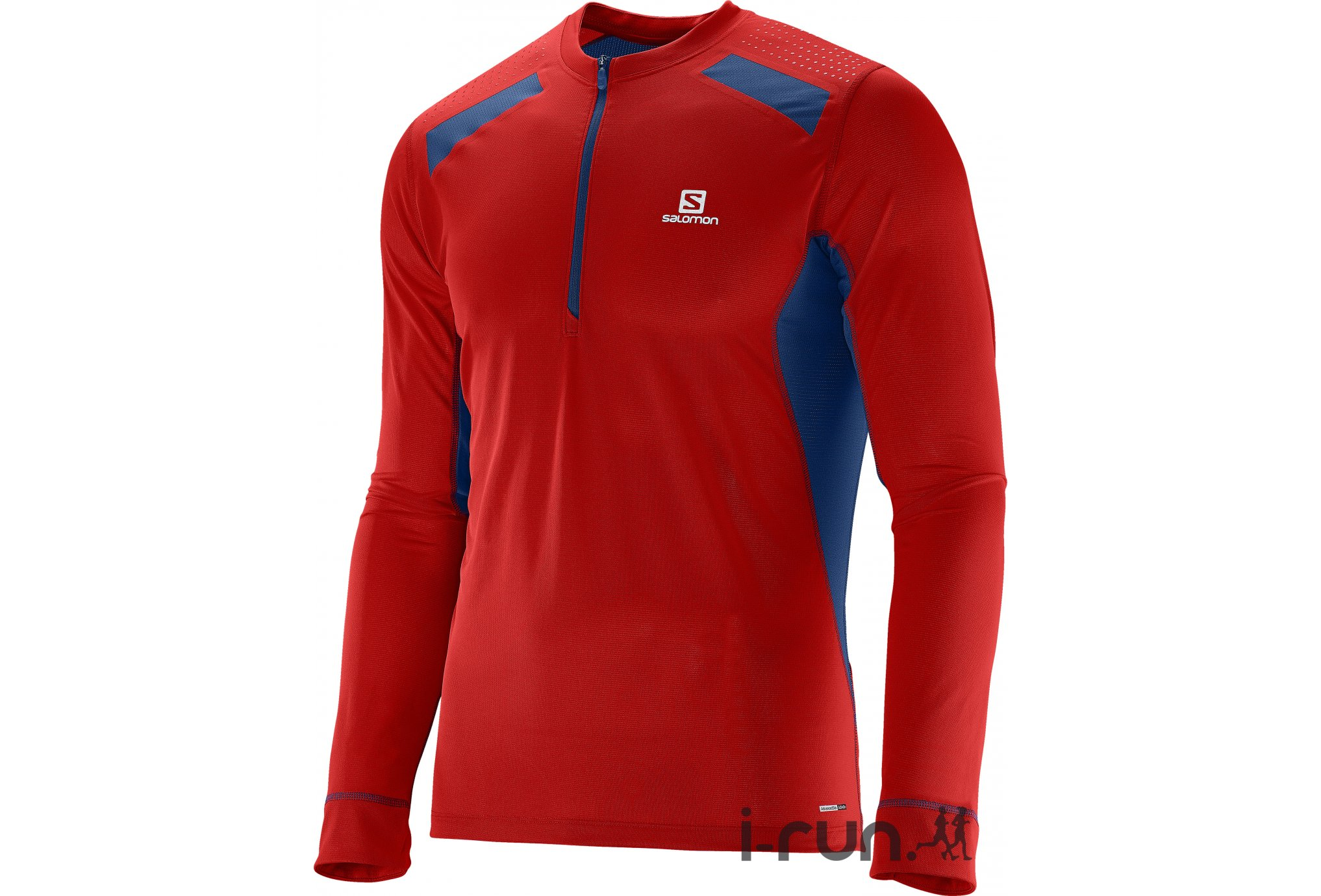 Salomon Maillot Fast Wing M vêtement running homme