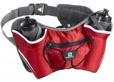 Salomon Porte Bidon Twin Belt Accessoires Running Sac Hydratation - Porte gourde running