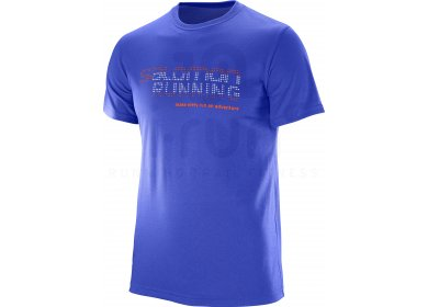 Salomon Running Graphic Tee M