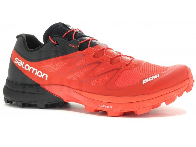 salomon s lab sense 5 ultra softground m pas cher chaussures homme running trail en promo. Black Bedroom Furniture Sets. Home Design Ideas