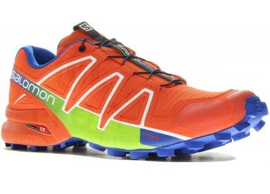 Salomon Speedcross 4 Orange