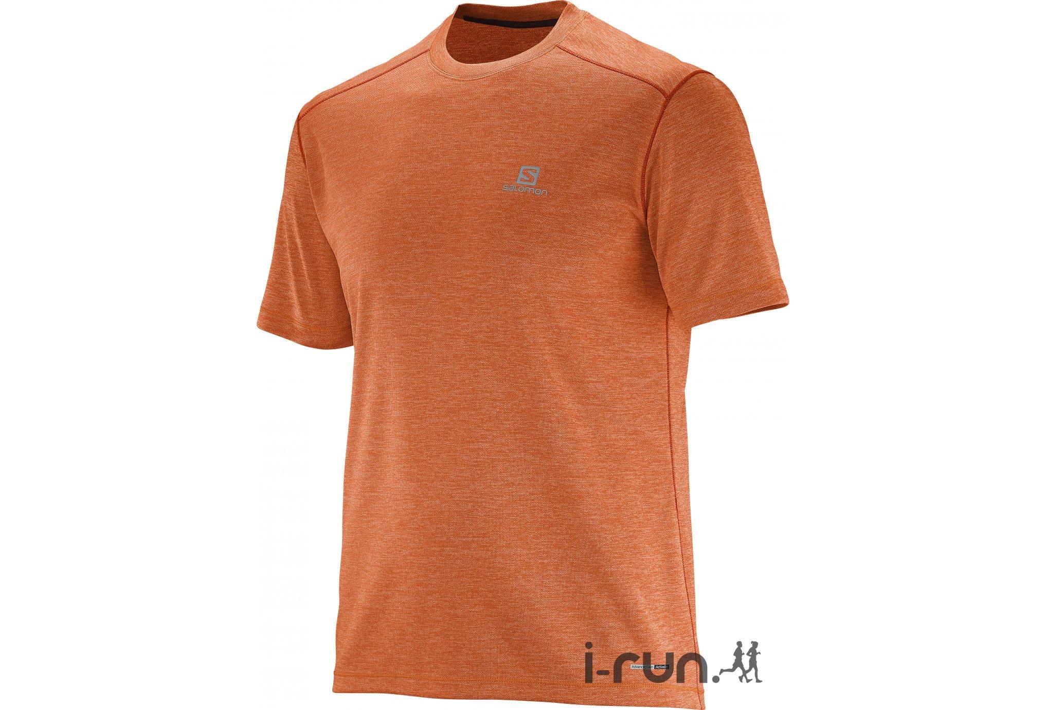 Salomon Tee-shirt Park M v�tement running homme