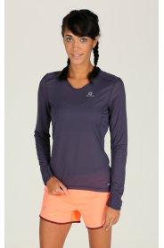 Salomon Tee-shirt Trail Runner W