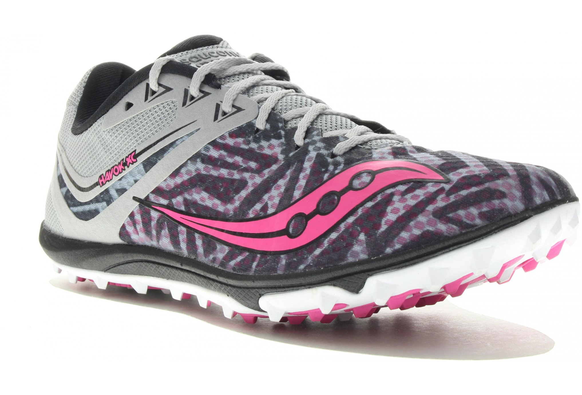 Saucony Havok XC W Chaussures running femme