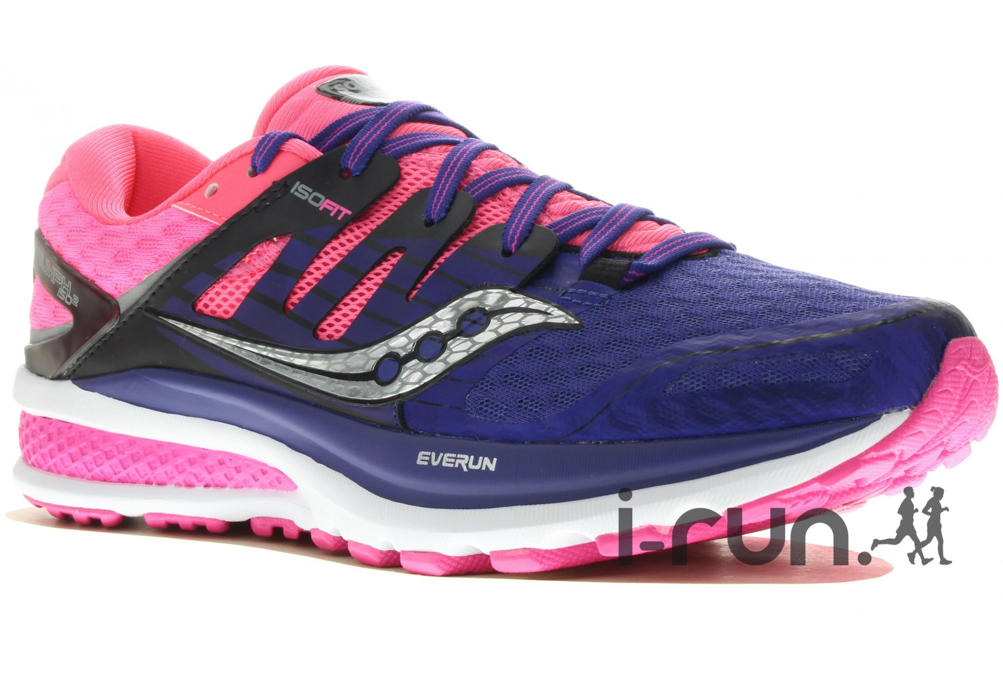 Saucony Triumph ISO 2 W Chaussures running femme