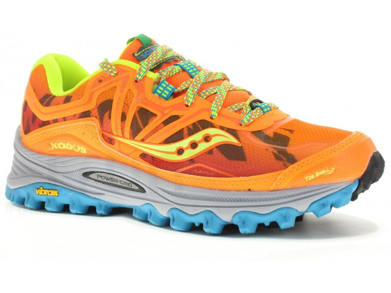 Chaussures Trail Saucony Xodus