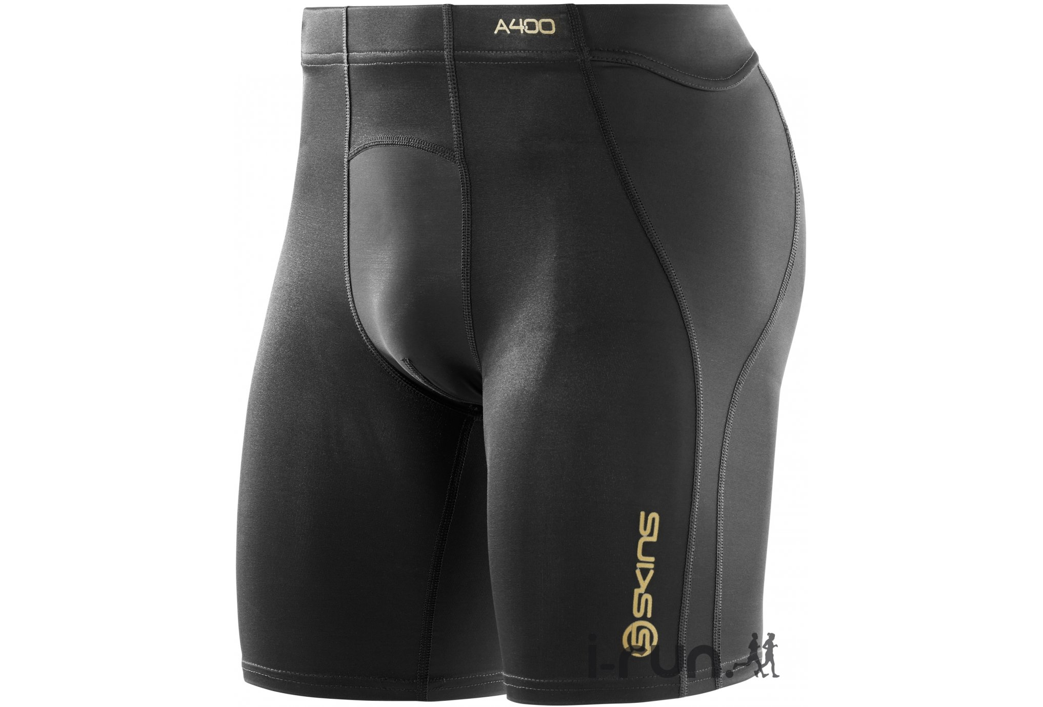 Skins A400 Power Short M vêtement running homme