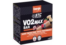 STC Nutrition Etui 5 Barres VO2 Max fruits rouges