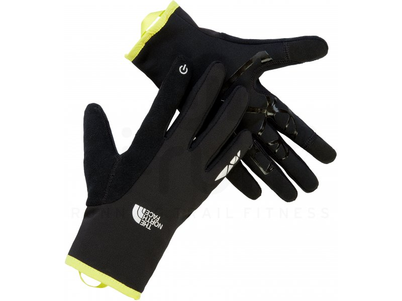 the north face gants runner 2 etip pas cher destockage running accessoires en promo. Black Bedroom Furniture Sets. Home Design Ideas