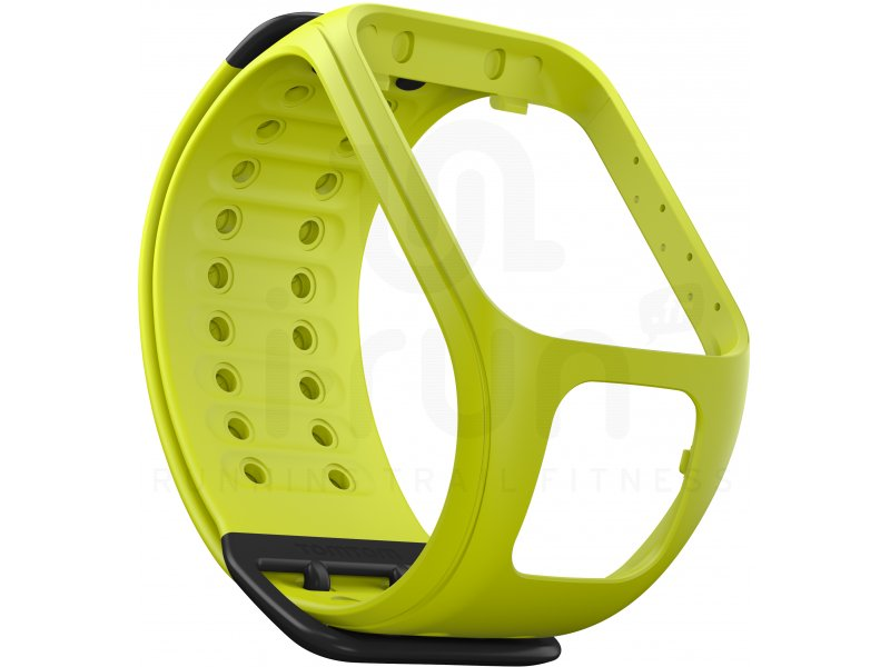 tomtom bracelet montre runner 2 large electronique running accessoires montres bracelets. Black Bedroom Furniture Sets. Home Design Ideas