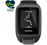 Tomtom Runner 3 Cardio Black Edition - Large