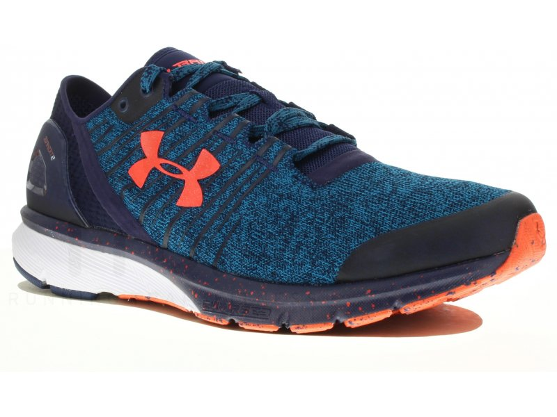 Under Armour Charged Bandit 2 M pas cher Chaussures homme running Route & chemin en promo