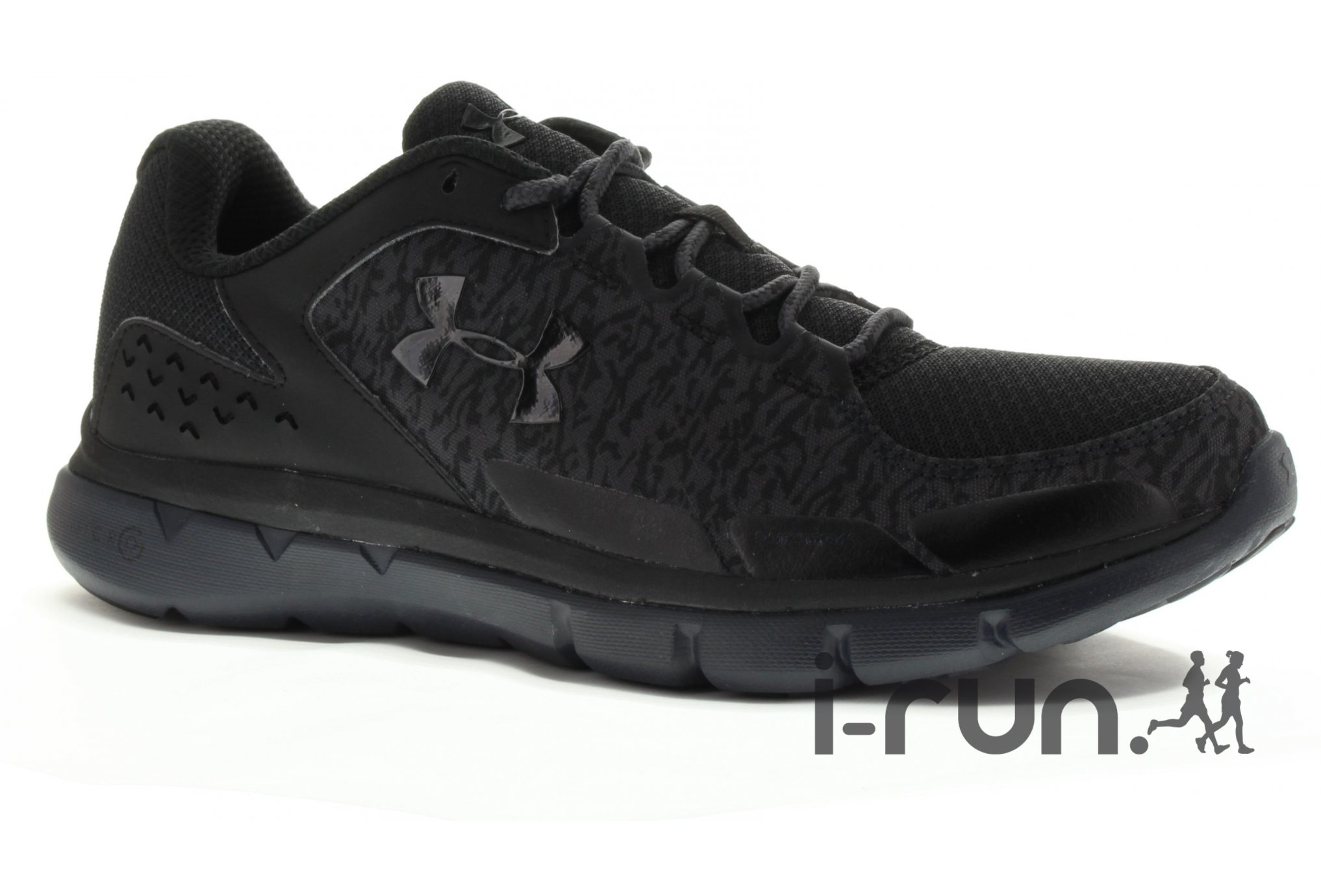 Under Armour Micro G Velocity RN Storm M Chaussures homme