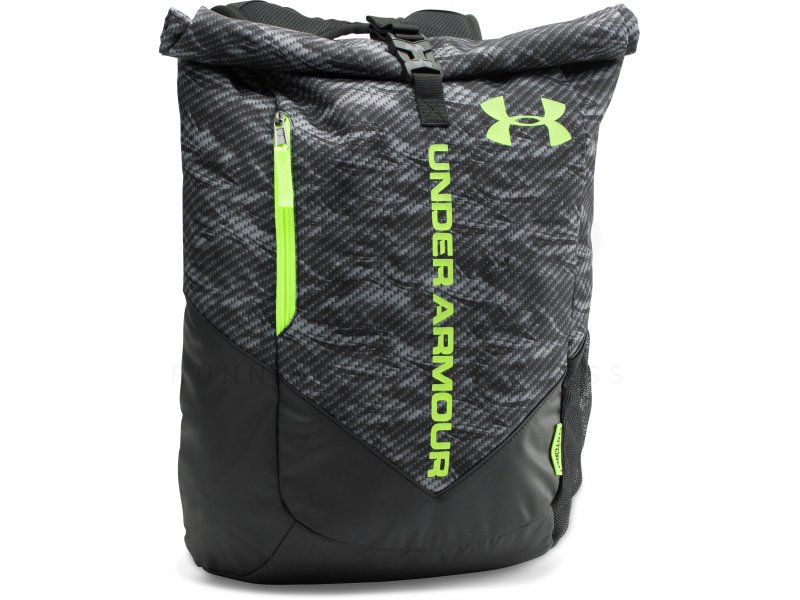 under armour sac dos storm roll trance accessoires running sac hydratation gourde under. Black Bedroom Furniture Sets. Home Design Ideas