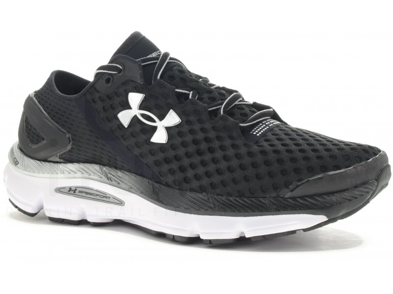 Under Armour Speedform Gemini 2 M pas cher , Chaussures homme running Route  chemin en promo