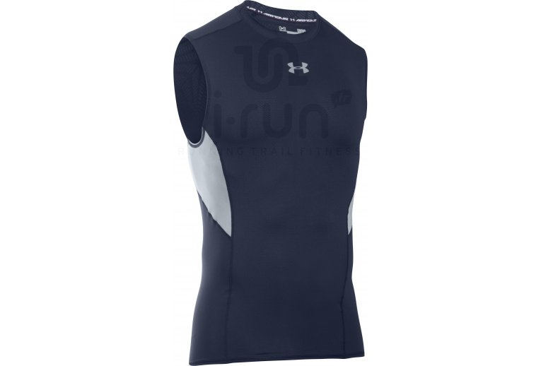 Under Armour Camiseta sin mangas HeatGear CoolSwitch Run